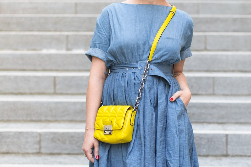 team citron wear lemonade lisa makemylemonade robe frida chambray - photo PAULINEFASHIONBLOG.COM-5048