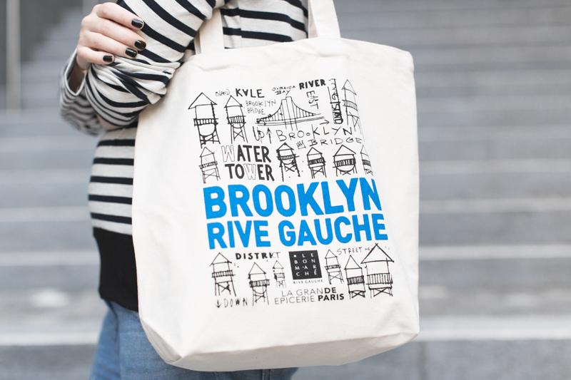 Brooklyn rive gauche - Le bon marche rive gauche ...
