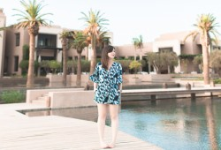 royal palm marrakech lovers friends revolve clothing  - photo credit paulinefashionblog.com-7