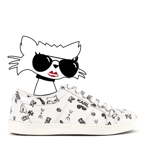 baskets melijoe karl lagerfeld Karl Kids ♥