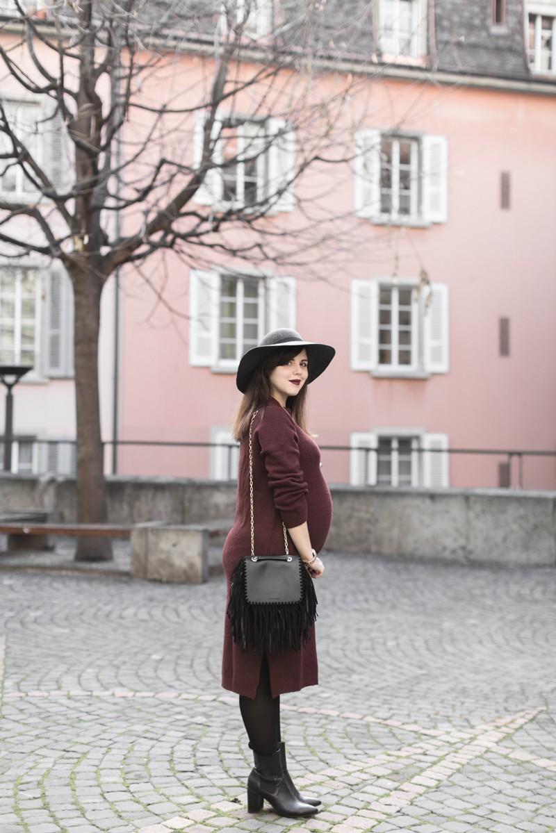 femme enceinte mode style blog tenue concours louis pion svarovski - photo credit paulinefashionblog.com-1
