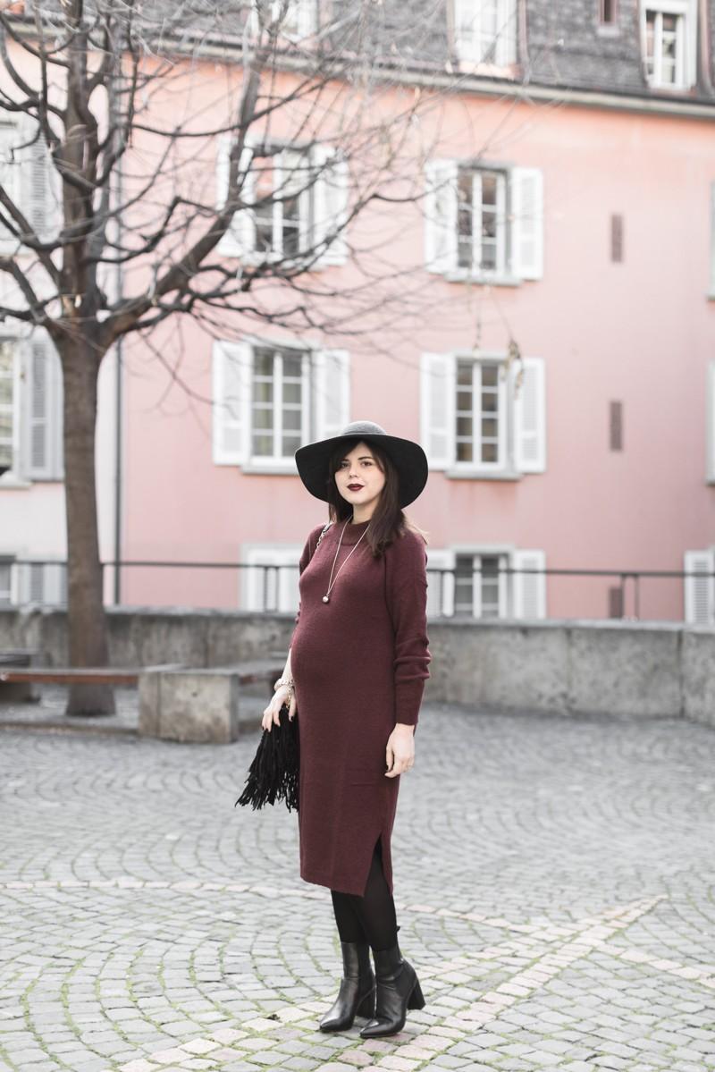 femme enceinte mode style blog tenue concours louis pion svarovski - photo credit paulinefashionblog.com-2
