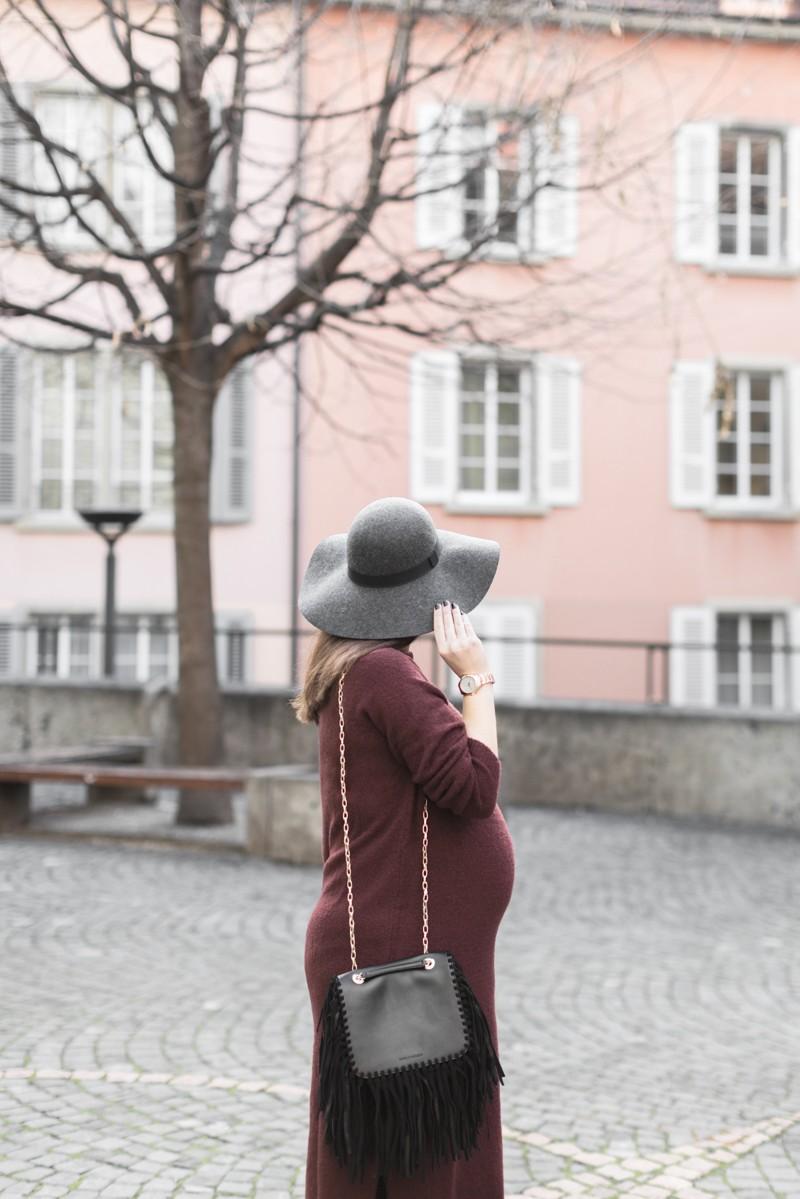 femme enceinte mode style blog tenue concours louis pion svarovski photo credit paulinefashionblog.com 4 800x1199 PINOT NOIR + concours Louis Pion