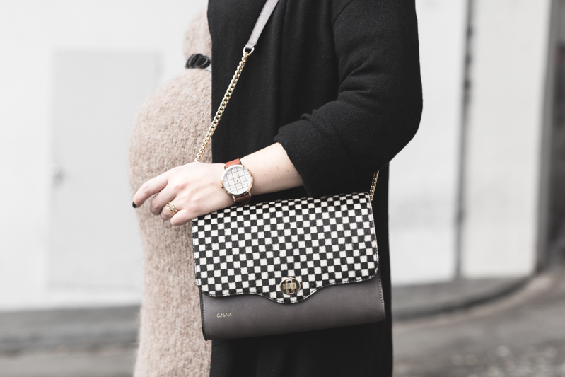 look maevy g.alaix christian paul watch plumetis envie de fraises pregnant fashion mode femme enceinte photo credit paulinefashionblog.com 6 Le dernier look de lannée...