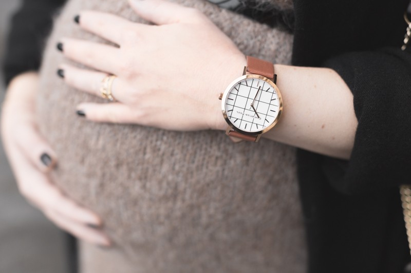look maevy g.alaix christian paul watch plumetis envie de fraises pregnant fashion mode femme enceinte - photo credit paulinefashionblog.com-7
