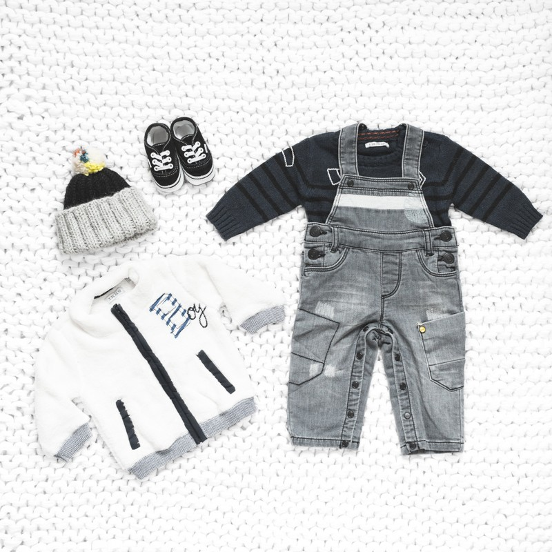 blog baby look tenue bebe ikks mini vans copyright Pauline paulinefashionblog.com 1 800x800 Mini Looks