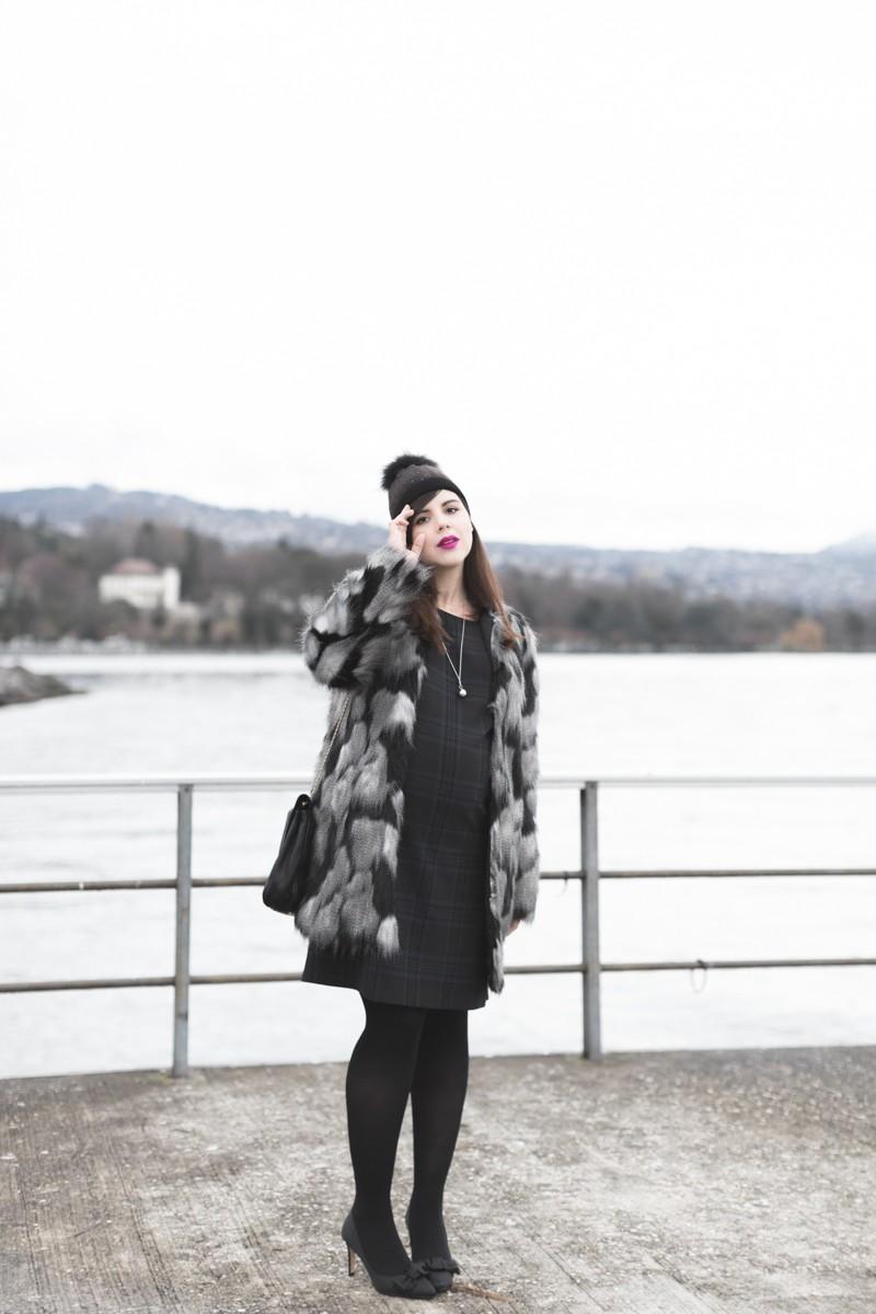 look grossesse 1.2.3 soldes mode femme enceinte - copyright Pauline paulinefashionblog.com-1
