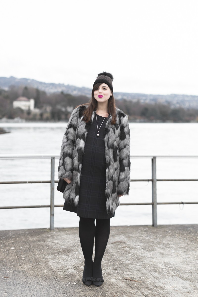 look grossesse 1.2.3 soldes mode femme enceinte - copyright Pauline paulinefashionblog.com-3