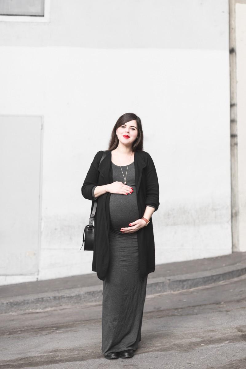 blog mode grossesse blogueuse enceinte envie de fraise look 39eme semaine - copyright Pauline paulinefashionblog.com-1