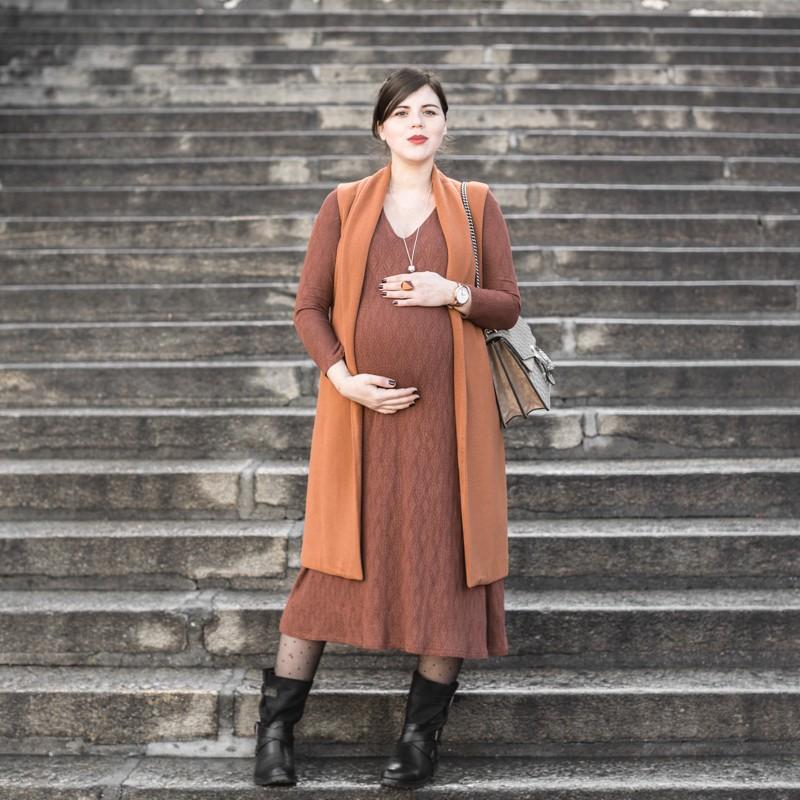 look femme enceinte mango 40ème semaine de grossesse gucci dionysus bag copyright Pauline paulinefashionblog.com 4 800x800 Pumpkin