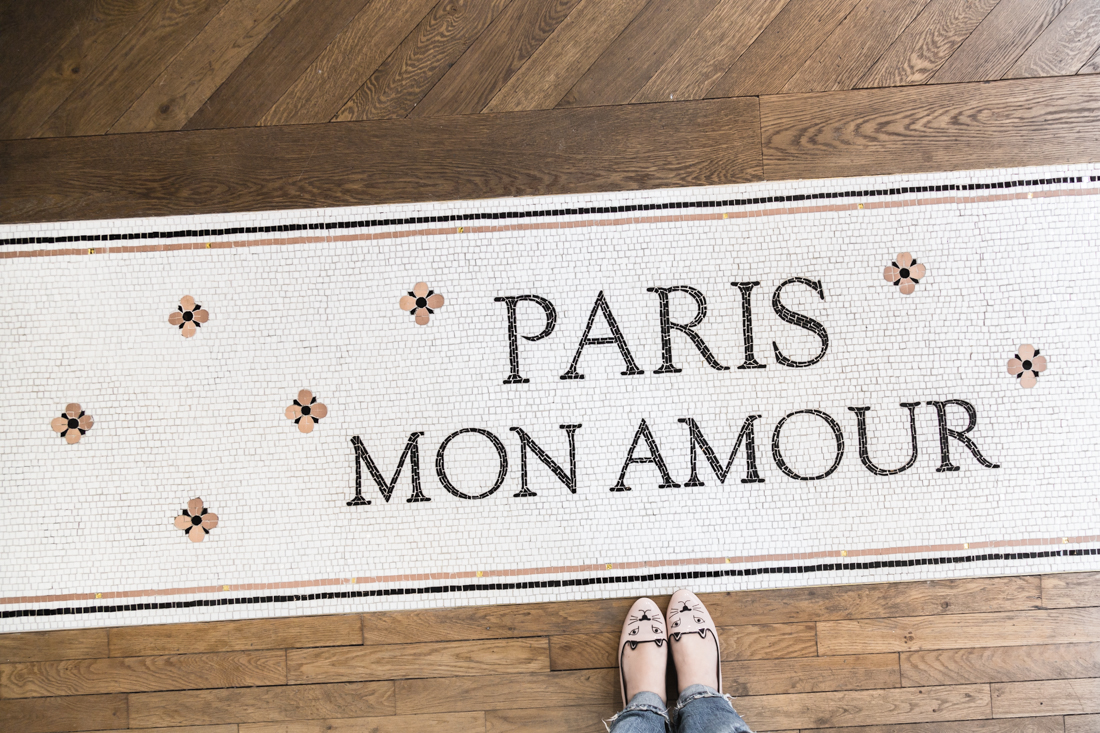1100 paris mon amour sweet inn molitor marcel burger appartement sezane copyright Pauline paulinefashionblog.com 1 Paris mon amour