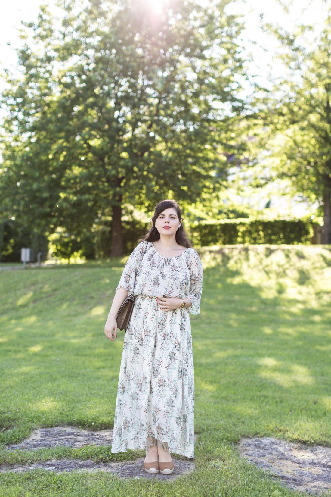 1100 robe ikks sac gucci dionysus espadrilles sezane - copyright Pauline paulinefashionblog.com-1