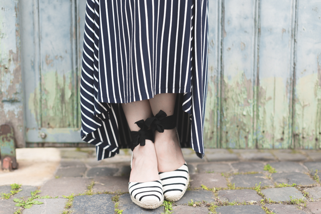 1100 robe mariniere stripe dress boden copyright Pauline paulinefashionblog.com 5 Stripes