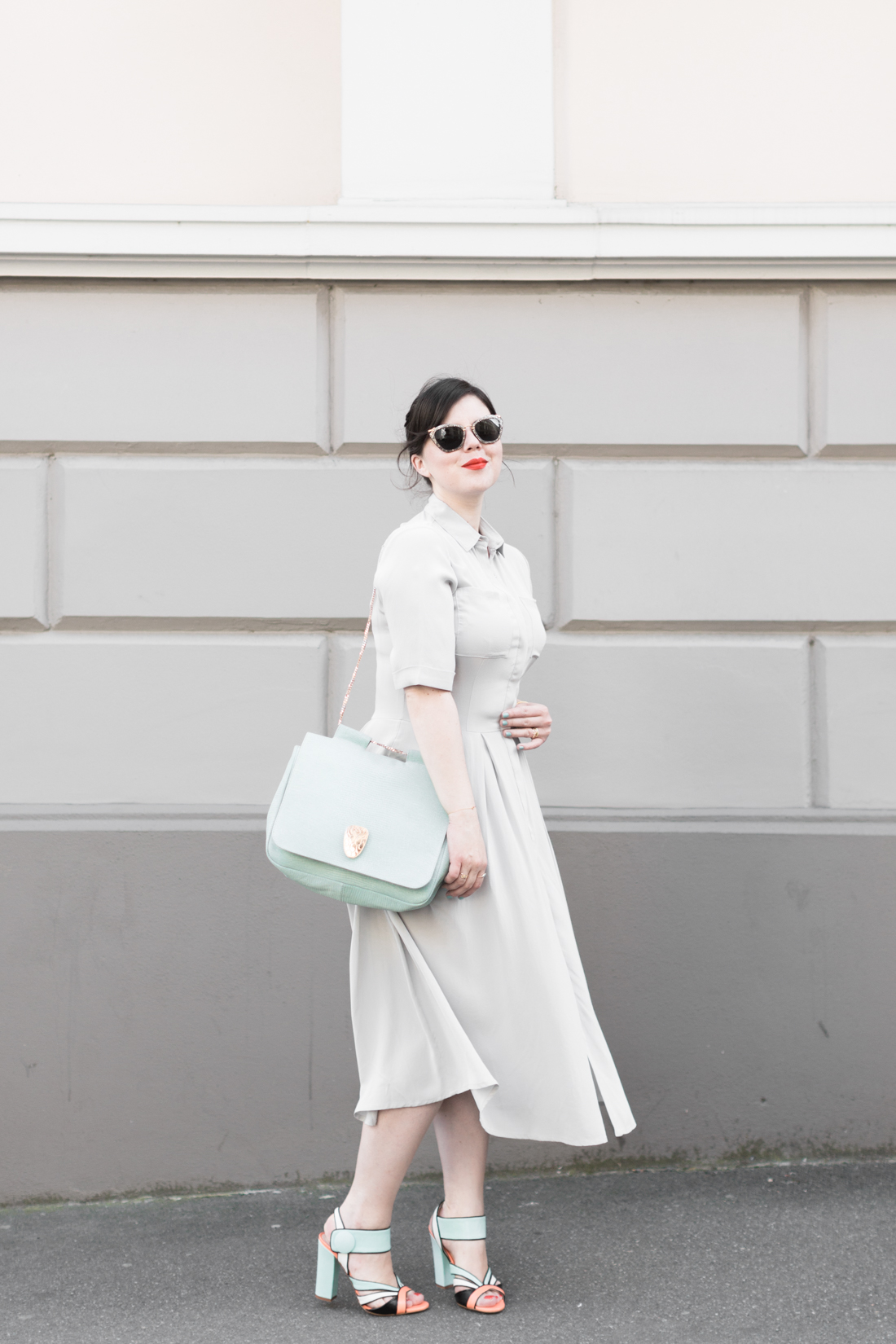 1100 mint cosmoparis rose et josephine sac robe ybd kelly love copyright photos Pauline paulinefashionblog.com 3 Mint