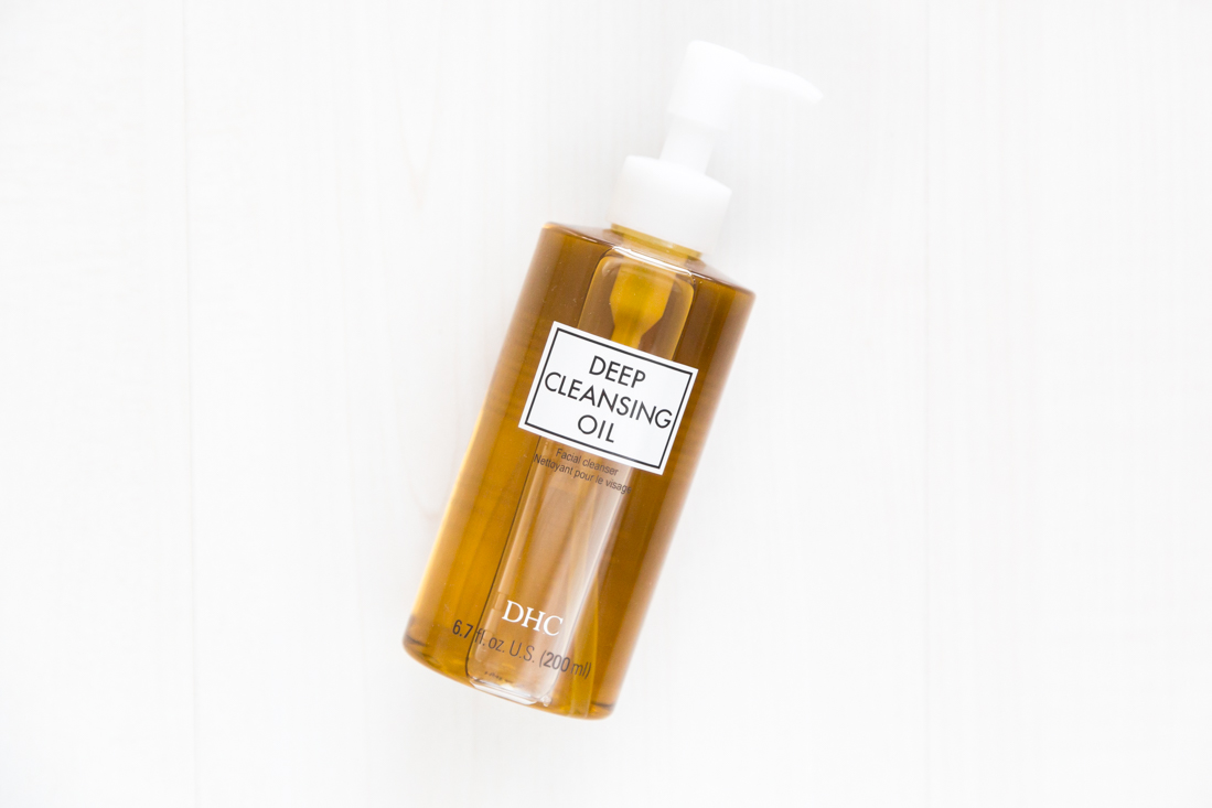 inventaire 4 dhc deep cleansing oil - copyright Pauline paulinefashionblog.com-1