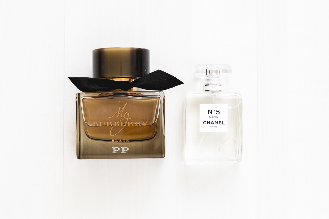 review my burberry black chanel n5 l eau - copyright Pauline paulinefashionblog.com-1