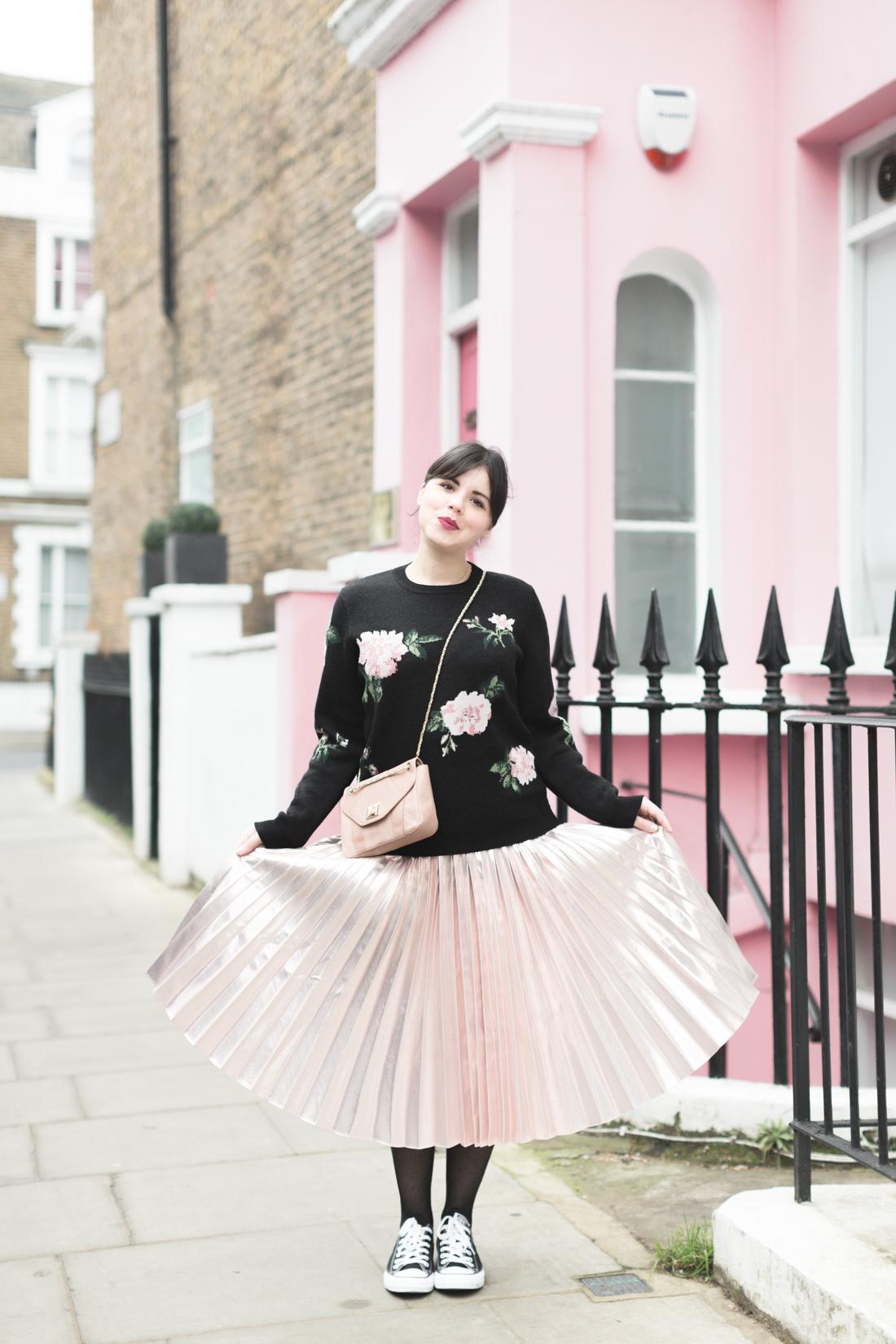 1100pinklondon copyright Pauline paulinefashionblog com 1 Pink London
