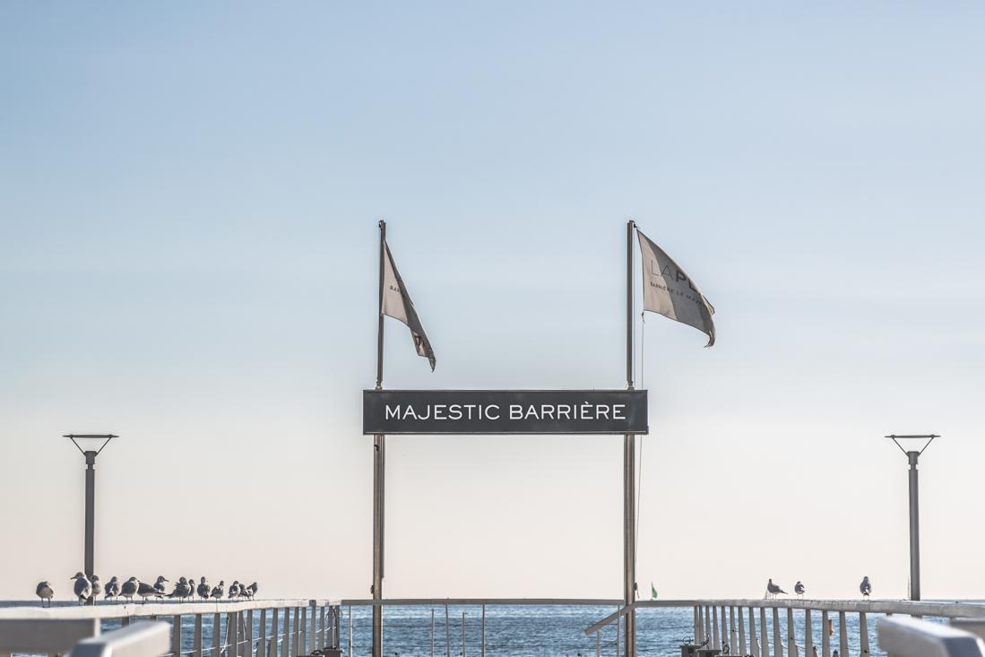cannes majestic barriere fouquets la plage copyright Pauline paulinefashionblog com 13 Un week end à Cannes