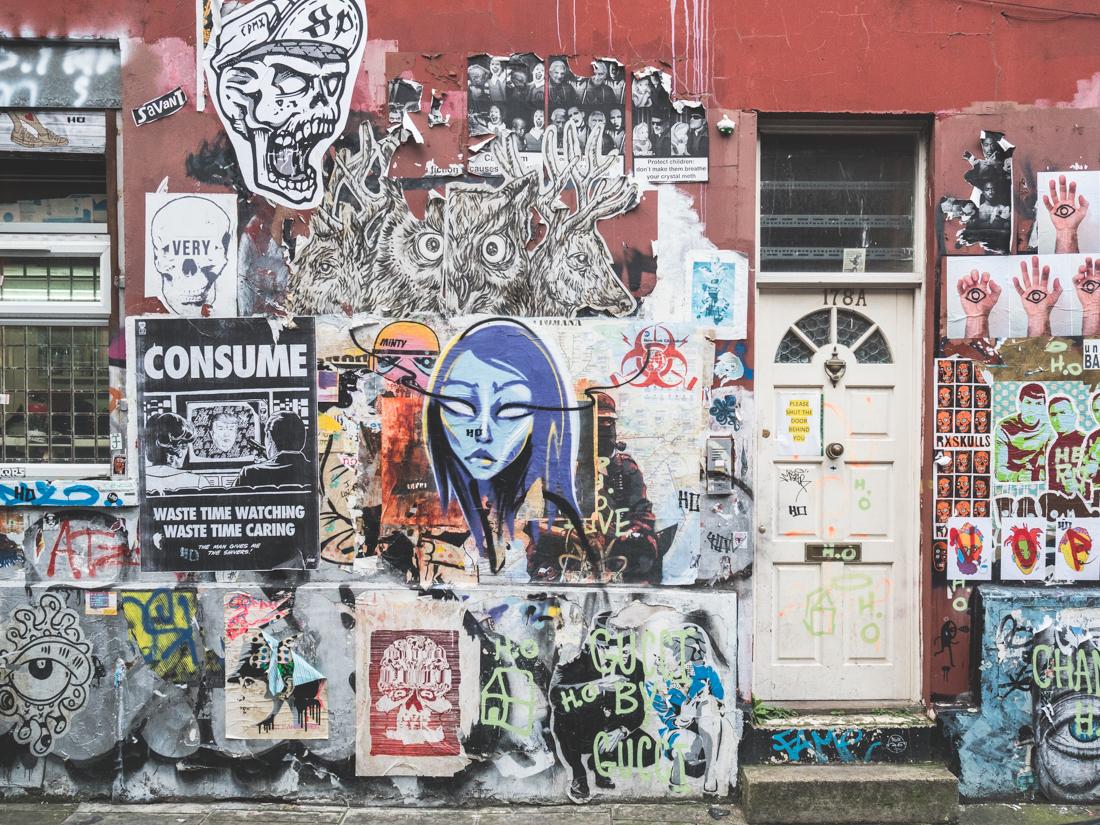 london cityguide abritel shoreditch copyright Pauline paulinefashionblog com 18 Un week end à Londres