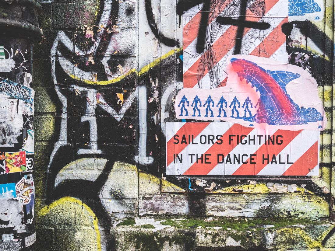 london cityguide abritel shoreditch copyright Pauline paulinefashionblog com 28 Un week end à Londres