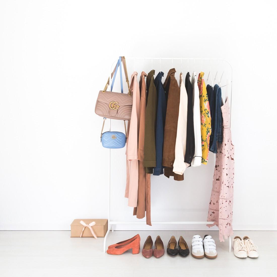 capsule wardrobe sezane paris denim gucci marmont GG bag copyright Pauline paulinefashionblog com 1 1100x1100 Inventaire 5 : une capsule wardrobe de printemps