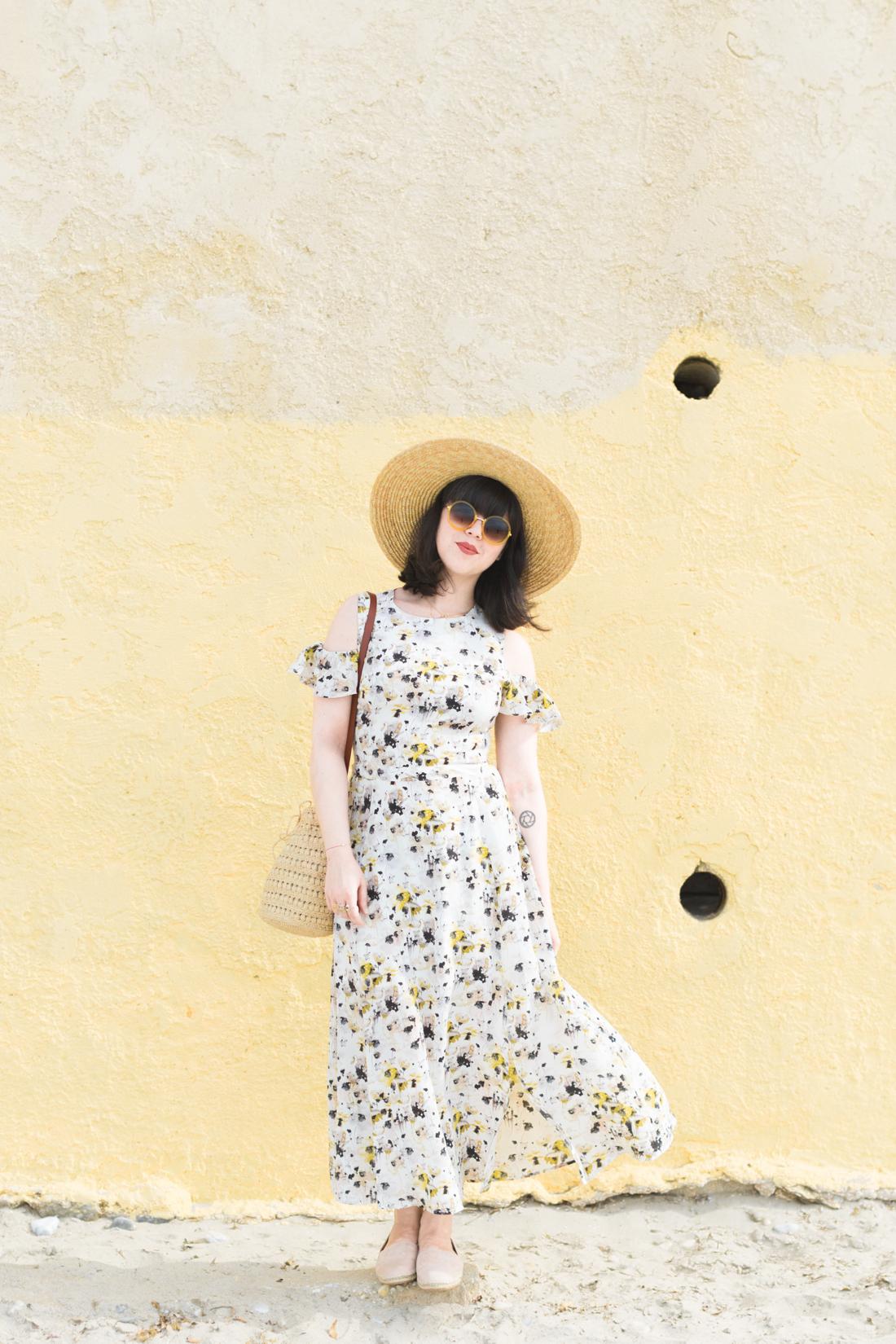yellow_dress_flowers_kelly_love_youngbritishdesigners_copyright_Pauline_Privez_paulinefashionblog_com-1-2