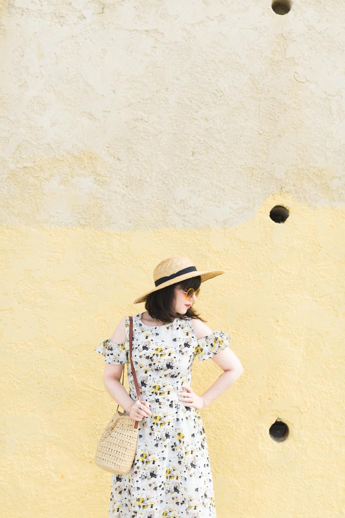 yellow_dress_flowers_kelly_love_youngbritishdesigners_copyright_Pauline_Privez_paulinefashionblog_com-6